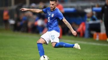 Сборная Италии потеряла защитника