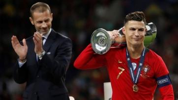 Роналду ответил на вопрос, заслуживает ли он «Золотой мяч» в этом году