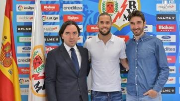 «Райо Вальекано» переподписал основного полузащитника
