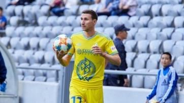 Шомко вернулся в сборную Казахстана