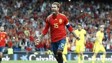 Сборная Испании сумела сломить оборону Швеции