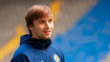 Федин открыл счет своим голам за сборную Казахстана
