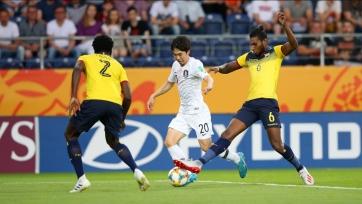Южная Корея U-20 сыграет с Украиной в финале молодежного ЧМ