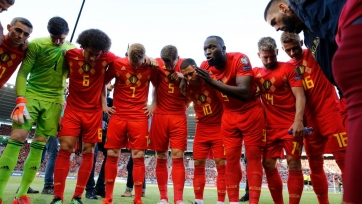 Бельгия в отборе на Евро-2020 одолела Шотландию