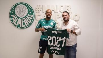 Бывший игрок «Ювентуса» и «Интера» продлил контракт с «Палмейрас»