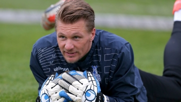 Новичок Бундеслиги продлил контракт с 37-летним голкипером