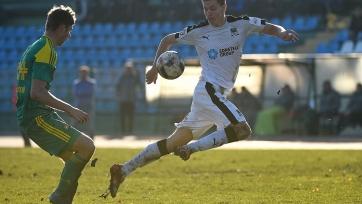 Защитник «Краснодара» продолжит карьеру в Чехии