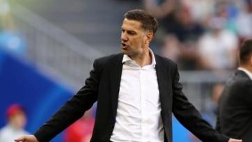 Сборная Сербии уволит тренера после поражения от Украины
