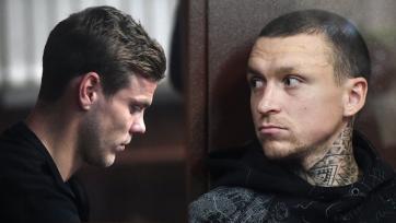 Суд отклонил апелляции Кокорина и Мамаева