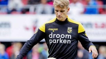 «Байер» намерен подписать принадлежащего «Реалу» норвежского хавбека