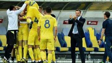 УЕФА может наказать сборную Украины за победный матч против Сербии