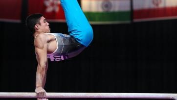 Казахстанские гимнасты-юниоры отличились в Монголии