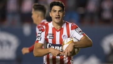 «Атлетико» договорился о трансфере аргентинского нападающего