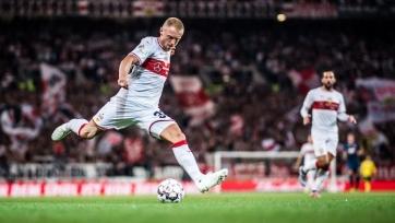 Бывший игрок сборной Германии родом из Кемерово покинул «Штутгарт»