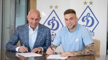 Официально: «Динамо» подписало защитника «Рубина»