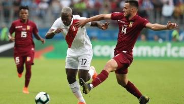 Венесуэла и Перу не смогли выявить победителя