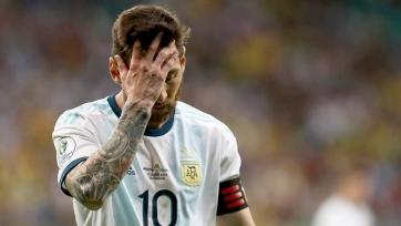 Аргентина проиграла Колумбии на Кубке Америки