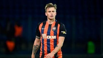 Данченко: «Рад, что стал игроком такого клуба»