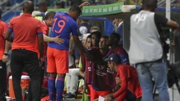 Муриэль из-за травмы покидает Кубок Америки