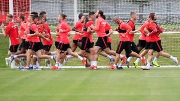 «Спартак» начал летнюю подготовку