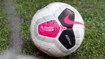 Презентован официальный мяч сезона-2019/2020 в АПЛ