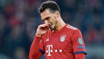 «Бавария» и «Боруссия» Дортмунд не могут договориться по трансферу Хуммельса
