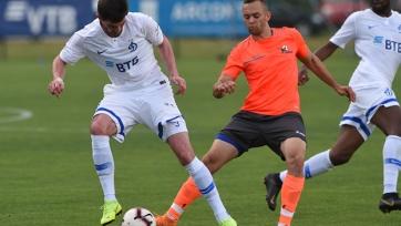 «Динамо» разгромило клуб из Третьей лиги чемпионата Словении