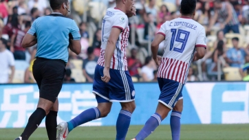 Парагвай в Кубке Америки не смог обыграть Катар, ведя в счете 2:0