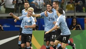 Уругвай разгромил Эквадор