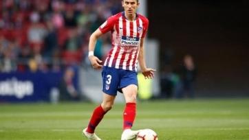 «Лион» заинтересован в подписании защитника «Атлетико»