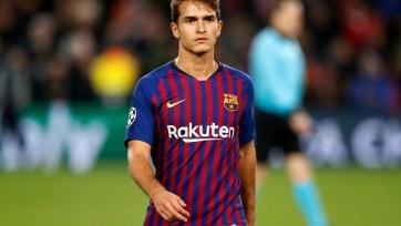 «Валенсия» сегодня начнет переговоры по трансферу полузащитника «Барселоны»