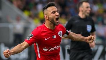 «Бенфика» договаривается о трансфере игрока сборной Ирака