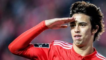 «Атлетико» подпишет контракт с Жоау Фелишем. Игрок уже в Мадриде