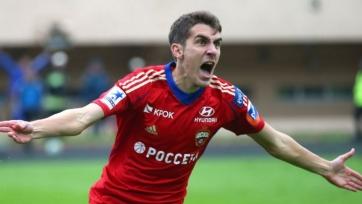 «Мордовия» подпишет экс-форварда ЦСКА