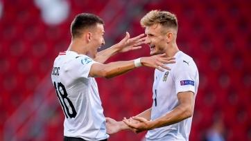 Австрия обыграла Сербию на молодежном Евро
