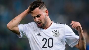 Германия легко справилась с Данией на молодежном Евро