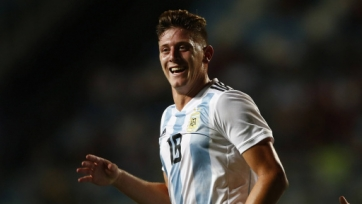 «Лацио» близок к подписанию молодого аргентинца