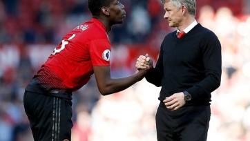 «Манчестер Юнайтед» предлагает новый контракт Погба