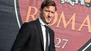 «Рома» подаст в суд на Тотти