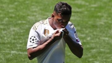«Реал» представил Родриго Гоэса. Видео