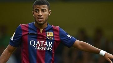 «Барселона» объявила о выздоровлении Рафиньи