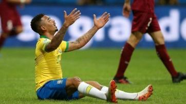 Бразилия не смогла одолеть Венесуэлу, гол Фарфана помог Перу переиграть Боливию