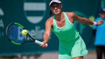 Дмитриченко пробилась во второй круг турнира в Израиле