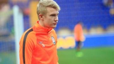 «Рома» хочет подписать игрока сборной Украины