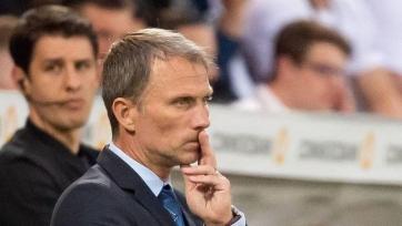 Тренерский штаб сборной Эстонии ушел в отставку