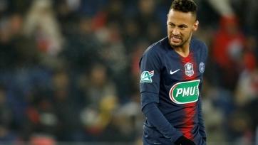 УЕФА оставил в силе дисквалификацию Неймара