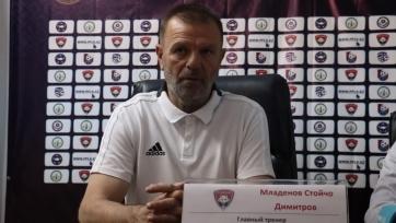 Младенов: «В финале постараемся сделать все, чтобы осчастливить наших болельщиков»