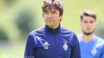 В «Рубине» будет работать испанский тренер из киевского «Динамо»
