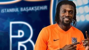 Адебайор прекратил сотрудничество с «Истанбулом»