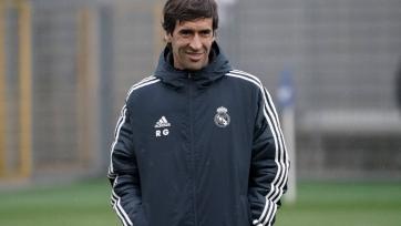 Рауль возглавил резервную команду «Реала»